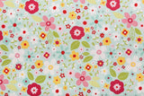 "Cricut Maker Designer Fabric 12""X26"" Sampler 5pcs Garden Girl"