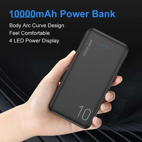 10000mAh Fast Charging Power Bank