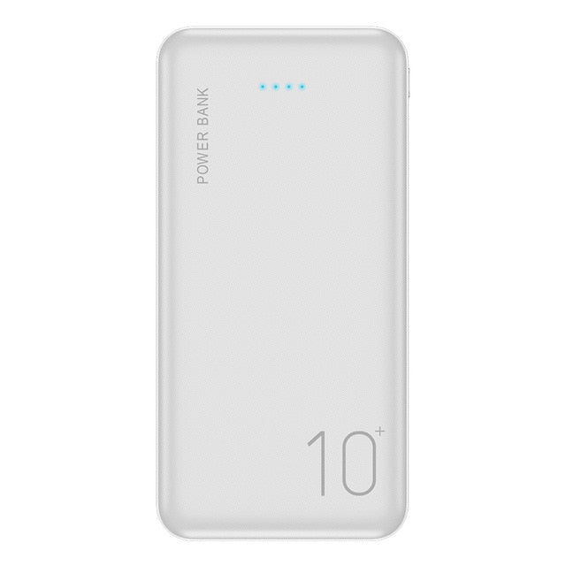 Portable Charger Kit | 10,000mAh Portable Charger for Mobile Phones | Digital Display External Battery Pack Dual USB - Fast Charge Store