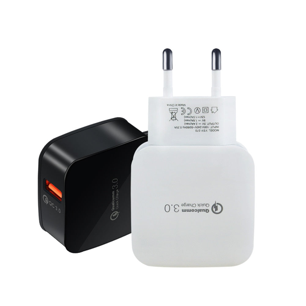 FastChargeStore™ Quick Charge 3.0 Adapter -