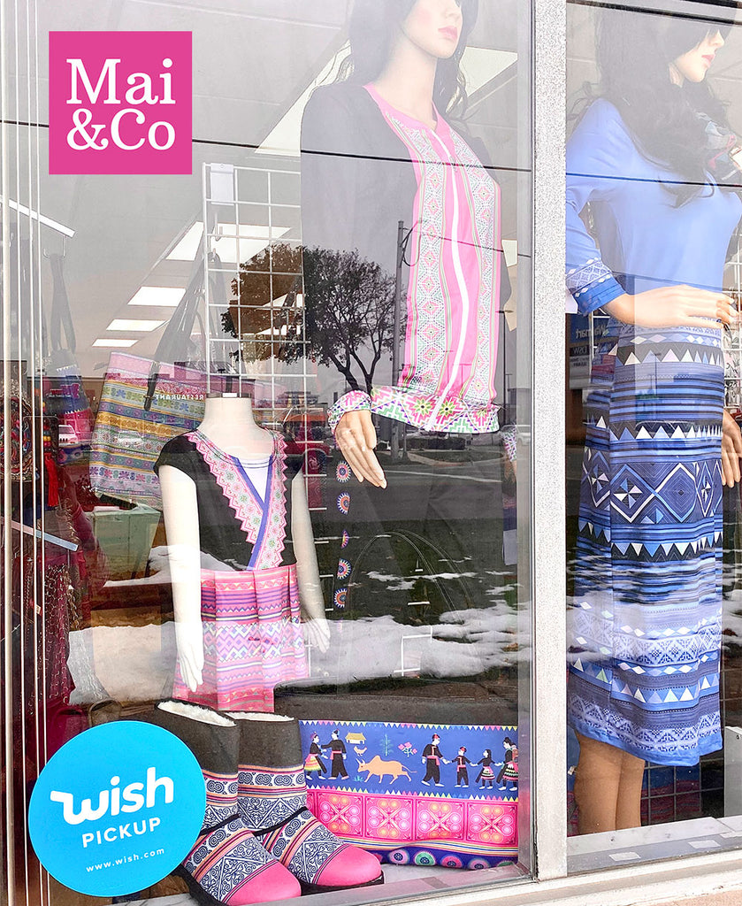 Mai&Co partners with Wish App to bring free store pickup and Same-Day Pickup to Warren, Michigan boutique