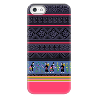 Hmong Batik Story Cloth iPhone Cases