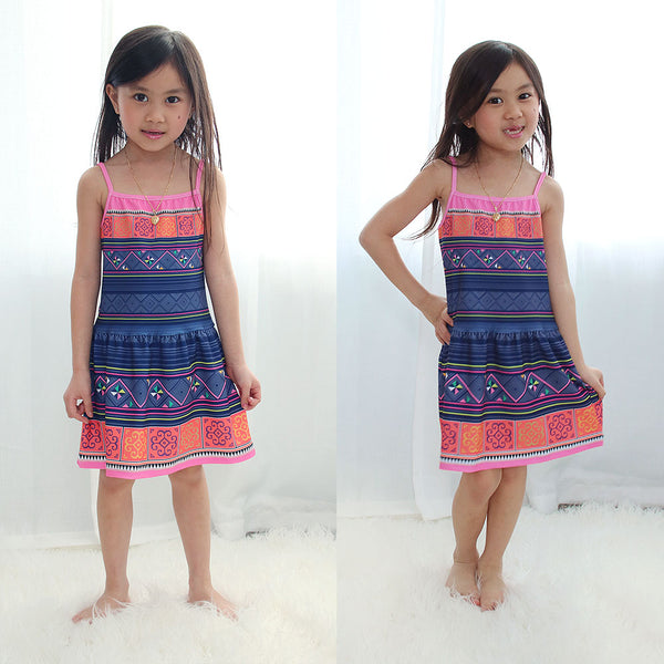 girls-sleeveless-blue-pink-dress