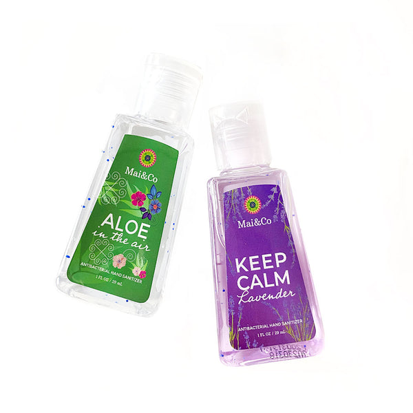 Hand Sanitizer Travel Size Bottle (62% Alcohol) Antibacterial