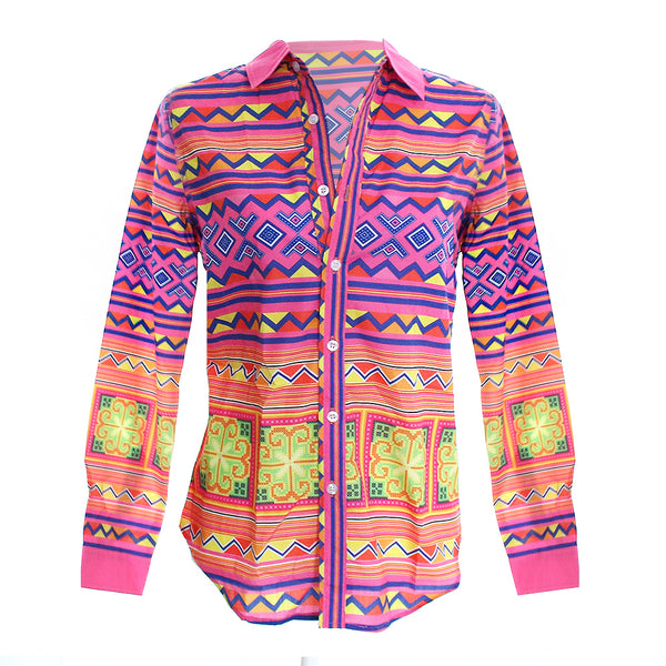 hmong-button-up-shirt