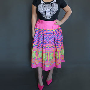 hmong-pleated-skirt-pink
