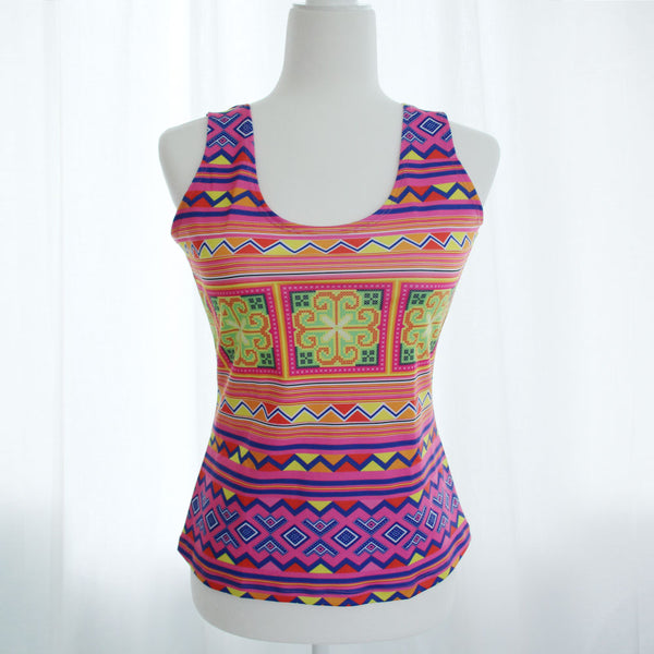 hmong-sleeveless-top