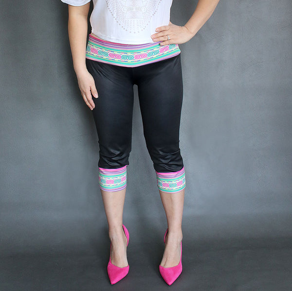 hmong-snail-capri-leggings-pants