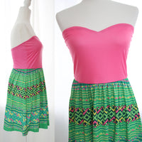 pink-green-dress-sideview