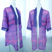 purple-chiffon-cardigan