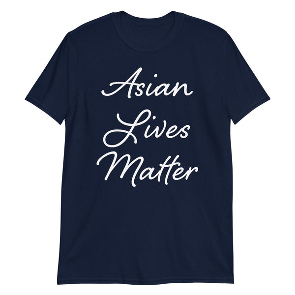 Asian Lives Matter Graphic T-Shirt