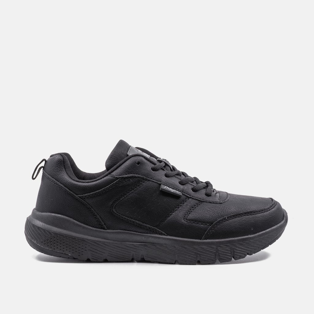 Chaleta Black Sneakers | Men Size 39 - 46 | MyJooti.com