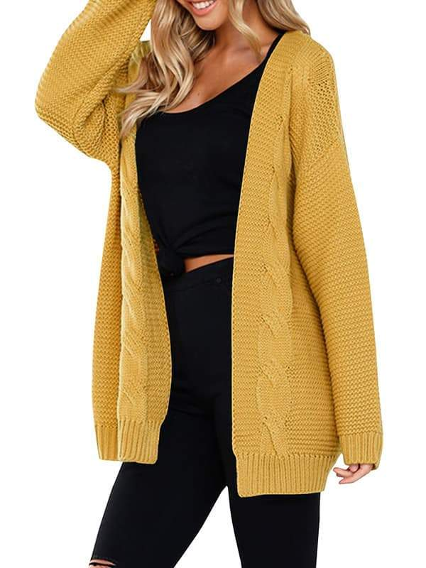 Sandalsdaily Women Perry Knit Cardigan