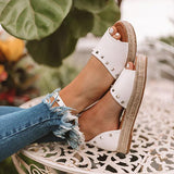 Sandalsdaily Thick Bottom Comfy Daily Sandals