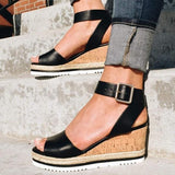 Sandalsdaily Casual Daily Comfy Wedges