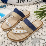 Sandalsdaily  Fashion Vacation Vintage Slippers