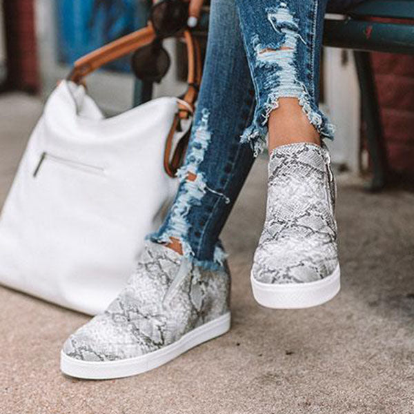 Sandalsdaily Hot Sale Wedge  Sneakers