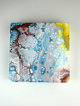 Load image into Gallery viewer, Acrylic pour 1