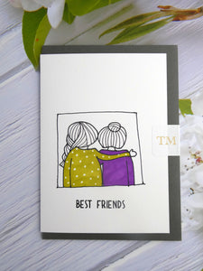 Hand drawn Greetings Card