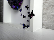 Load image into Gallery viewer, Watercolour Butterfly collage