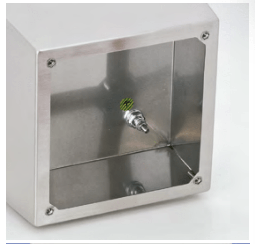 Hygienic NEMA 4X Junction Box - Small Sizes