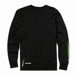 Kawasaki Chicane Long Sleeve Tee - Adult Sizes