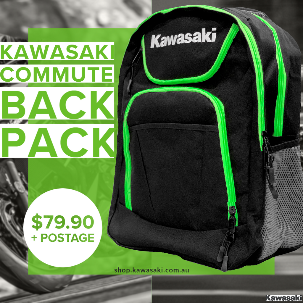 Kawasaki Commute Backpack