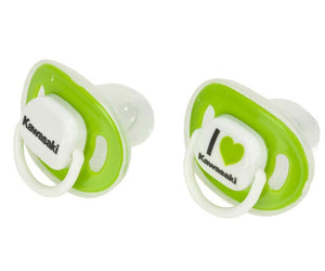 Kawasaki Pacifier/Dummy Set
