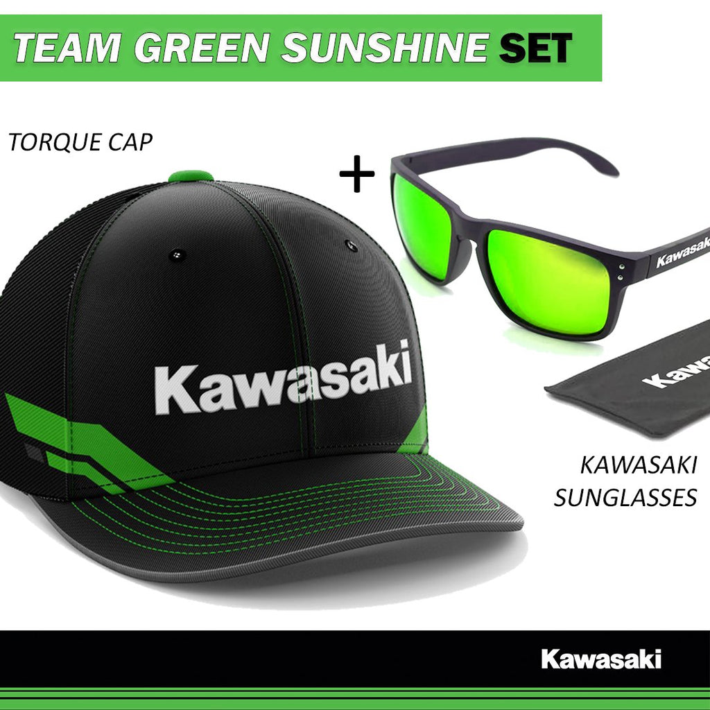 Team Green Sunshine Set