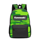 Camo Backpack - Youth