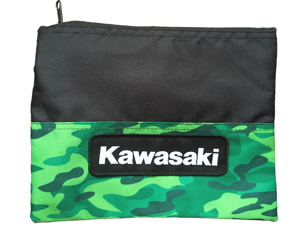 Kawasaki Camo Pencil Case