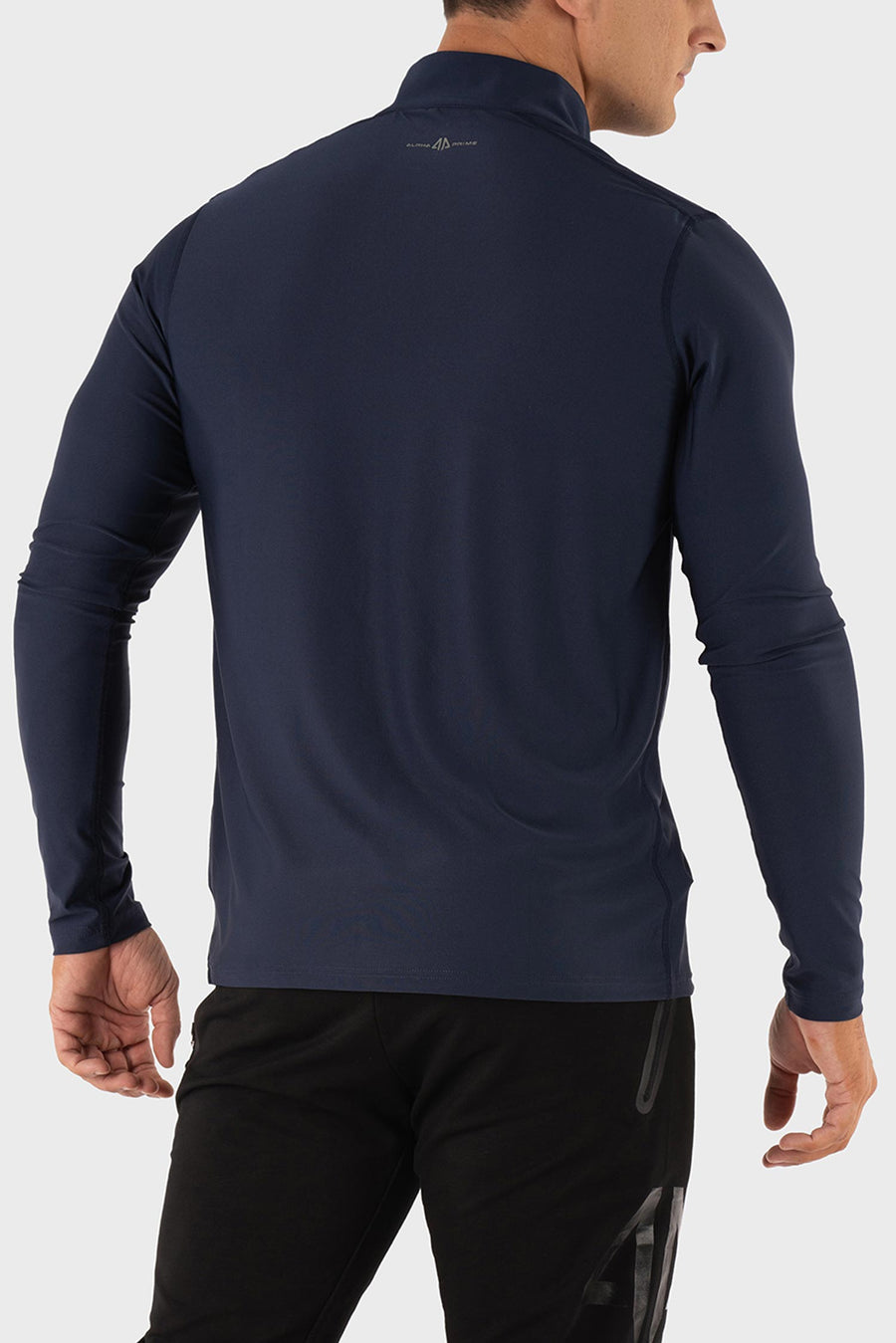 Alpha Quarter Zip