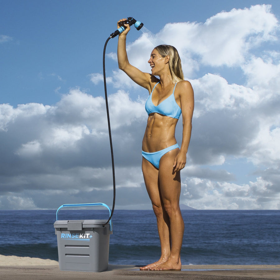 Portable Shower for Beach