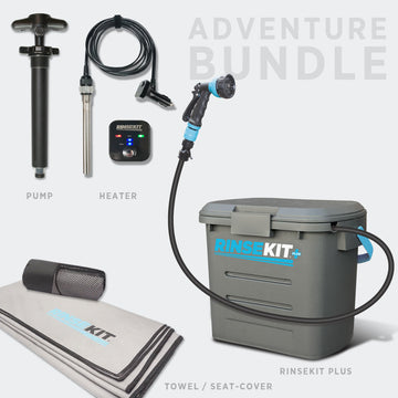 RinseKit PLUS Adventure Bundle (Save $25)