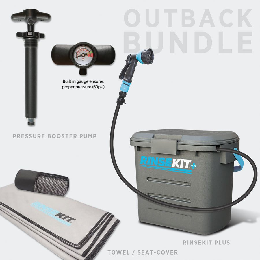 RinseKit® PLUS Outback Bundle