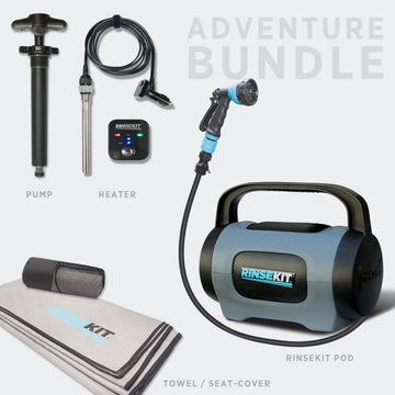 RinseKit® POD Adventure Bundle