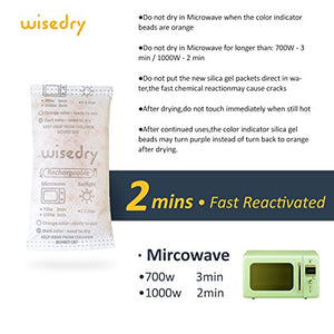 WISEDRY Moisture Absorber, large packs