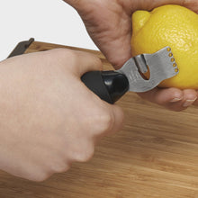 Load image into Gallery viewer, OXO Good Grips Lemon Zester with Channel Knife