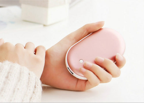 RE-CHARGABLE MINI HAND WARMER