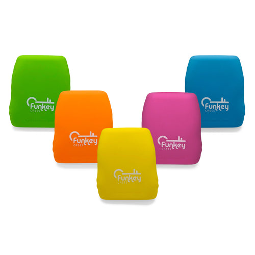 FunKey Cases 5 Pack - Key Lock Box Covers for Master Lock 5400D Key Storage Box