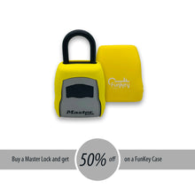 Load image into Gallery viewer, Master Lock 5400D Select Access Key Storage Box with Set-Your-Own Combination Lock