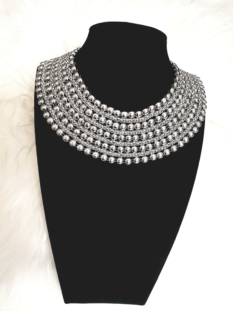 Elegant Choker Necklace