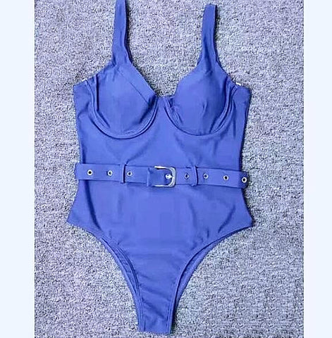 Elegant One-piece swimsuit/Bodysuit