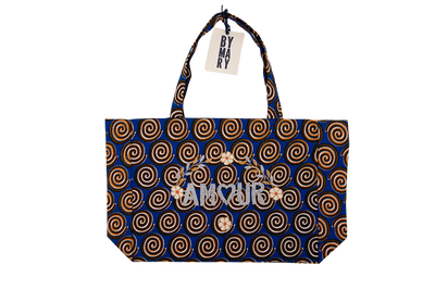 BY M.A.R.Y Accessories Kossiwa bag embroidered AMOUR