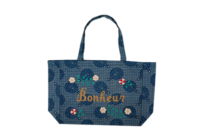 BY M.A.R.Y Accessories Kossiwa bag embroidered BONHEUR