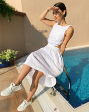 BY M.A.R.Y Cape Town Linen Dress