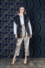 BY M.A.R.Y Dagny Pants - Light Gold