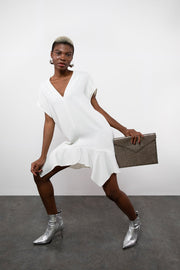 BY M.A.R.Y S Lesedi Dress - White