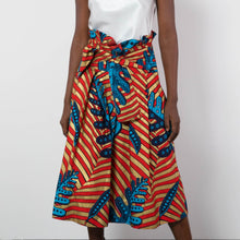 Load image into Gallery viewer, BY M.A.R.Y S Lulu Skirt - Red