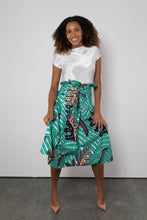 Load image into Gallery viewer, BY M.A.R.Y S Lulu Skirt - Turquoise